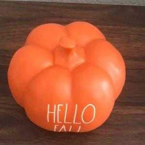 Rae Dunn Accents - Rae Dunn Hello Fall Pumpkin